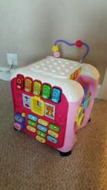 Baby/ Toddler Activity cube