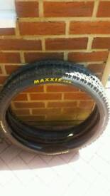 Bike tyres maxxis