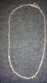 Links of London neck chain.Would make beautiful x-mass gift.