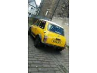 1987 Classic Mini Mayfair L@@K