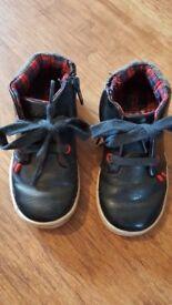 Boys next boots size 7