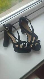 Size 6 shoes new look NEVER WORN