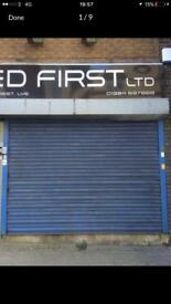Lye high street shop to LET £600Pcm