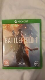 XBOX ONE Game - Battlefield 1