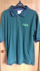 Cubs polo shirt Size 34