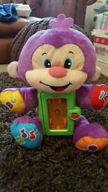 Leapfrog laugh and learn apptivity monkey
