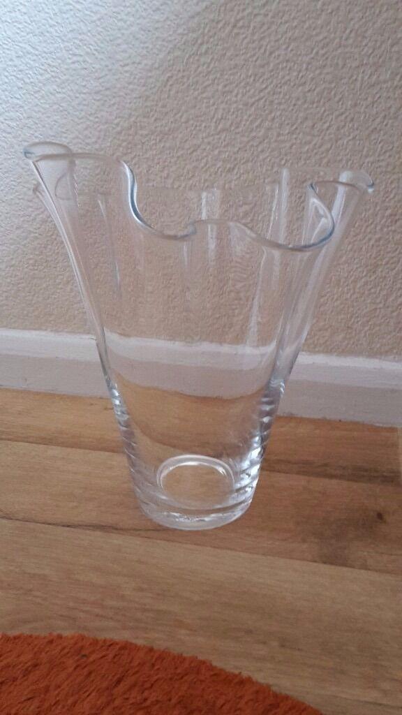 John Lewis Handkerchief Vase In Meanwood West Yorkshire Gumtree