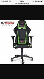 GT Omega gaming/computer chair