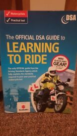 DSA Learning To Ride Guide