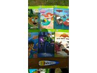 Leap frog intetactive pen and books
