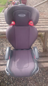 Car high back booster Graco