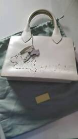 Radley Ivory medium sized handbag complete with dustbag