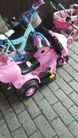 pink toddler motorbike for girls