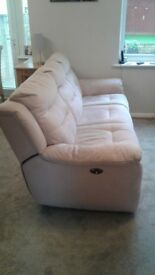 3 Seater Electric Recling Sofa