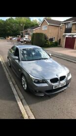 BMW 520D M SPORT 44000 MILES ONLY! £6500 ono