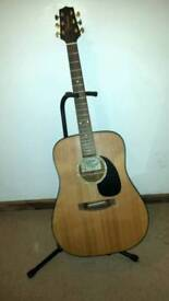 Takamine G series acoustic guitar g340s ns