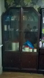 FREE ..wooden cabinet ..