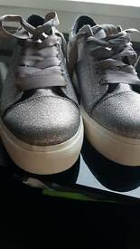 Miss KG Sparkly trainers