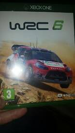 WRC6 for xbox one