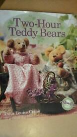 Two hour teddy bears book by Anita Louise Crane