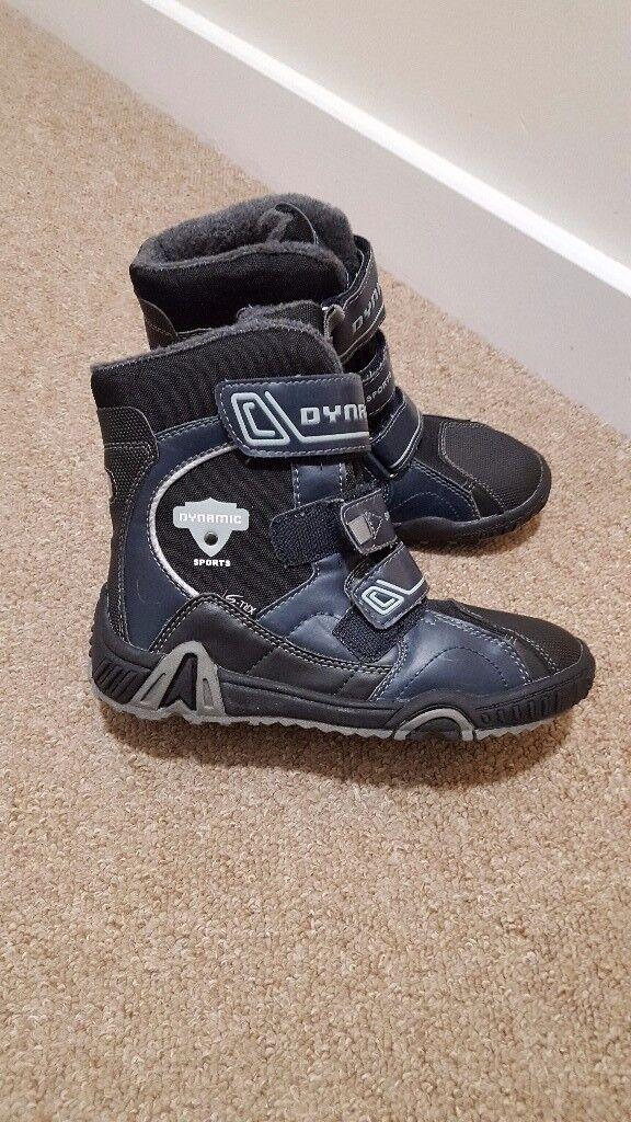 Dynamic sport boots
