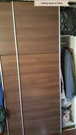 Wardrobes etc