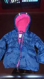 Girls jacket 2-3 y