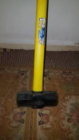 New heavy duty 14lb sledge hammer