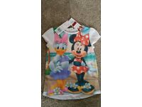 Minnie Mouse t-shirt age 3-4