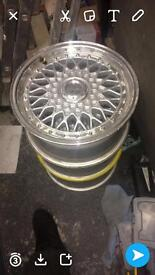 Lenso Bsx Wheels Bbs style