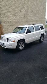 Jeep Patriot 2.4 + 4x4 petrol manual new vehicle forces reluctant sale