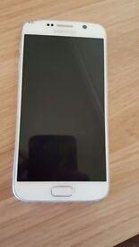 Samsung s6 white 32gb boxed!