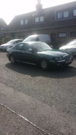 Rover 75 Connie