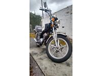 2014 Lexmoto Vixen 125cc