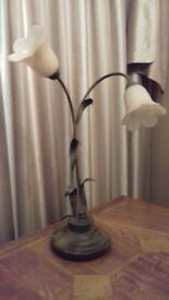 Decorative Flower Themed Lamp