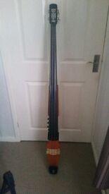 4 string aria electric stick bass