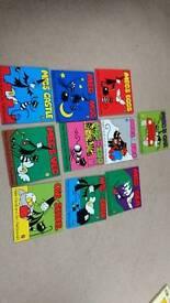 Meg and Mog children's books
