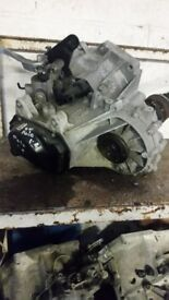 2011 VW Polo 1.4 Gearbox (02T 301103)