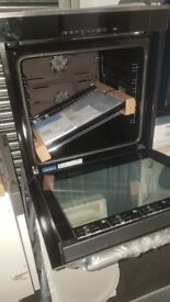 Beko single built in - twin facility - BXVM35400X - 2 yr Manufacturers wrty - £229 Delivered