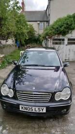 Mercedes c220 ,custom remapped