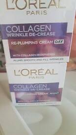 Loreal face cream brand new unopened