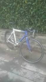 Large Carrera Valour aluminium racer for sale (serviced)