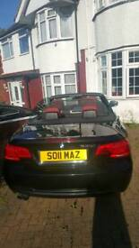 2011 BMW 330i msport convertable