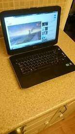 Dell latitude with i7 and ssd hard drive