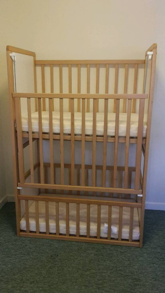Bunk Cot Perfect For Twins Or Space Saving Alternative In Olney