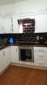 Unfurnished or part-furnished room available immediately in City Centre house!