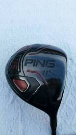 PING i15 11% GOLF DRIVER