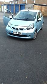 TOYOTA AYGO SPORT FOR SALE
