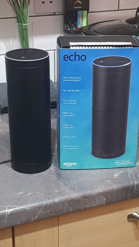 amazon echo first generation