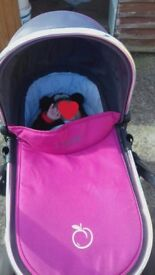 ICANDY PEACH, CARRYCOT